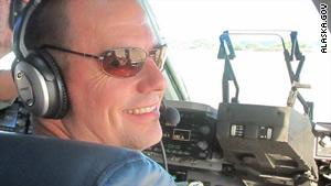 Alaska Air National Guard Maj. Aaron Malone died two weeks ago in plane crash outside Anchorage, Alaska.