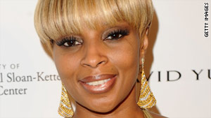 Singer Mary J. Blige's Foundation for the Advancement of Women Now is working with NASA.