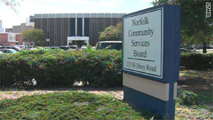 Norfolk's mayor says a new director at the Norfolk Community Services Board discovered the hooky-playing employee.
