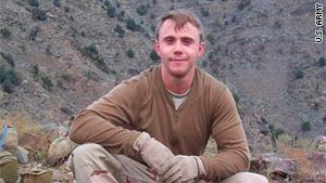 U.S. Army Staff Sgt. Robert J. Miller was killed while serving in Afghanistan.