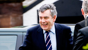 Ex-British Prime Minister Gordon Brown will be a visiting fellow at Harvard University's Institute of Politics this fall.
