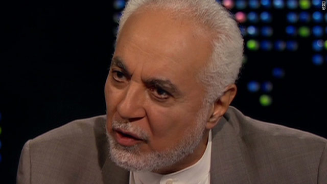 Imam Feisal Abdul Rauf has been the center of controversy after he announced plans to build an Islamic mosque near ground zero.