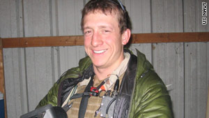 Petty Officer 2nd Class Adam O. Smith of Hurland, Missouri, was a Navy SEAL.
