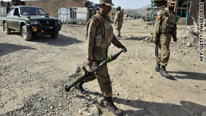 The White House review is tough on Pakistan's inability to make gains against militants in South Waziristan.