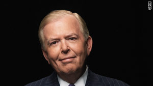 Lou Dobbs left CNN in November of 2009.