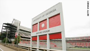 The University of Georgia is one of the colleges named by the State Board of Regents.