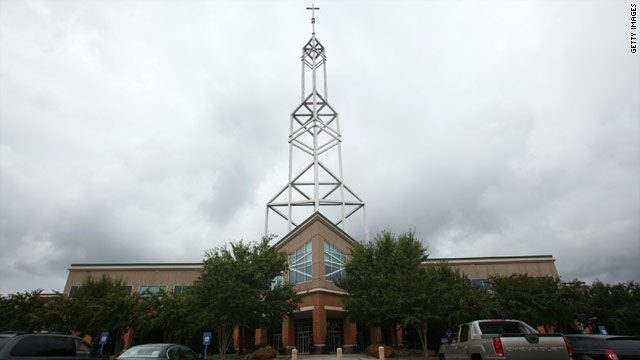 New Birth Missionary Baptist Church is the subject of a lawsuit by Tama Colson in the U.S. District Court of North Georgia.