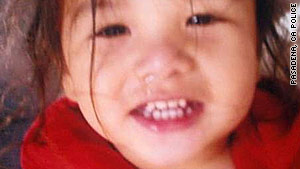 Dylan Kurihara was last seen with his father Saturday, but the father says he can't recall being with him, police say.