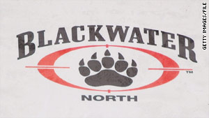 The private security company Blackwater changed its name to Xe in February 2009.
