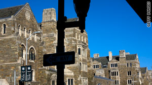 A fraternity's alleged chant trivializing rape has prompted discussion at Yale University and beyond.