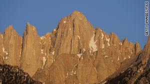 Three hikers who set out to hike Mount Whitney earlier this week have been rescued.
