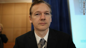 The Pentagon believes WikiLeaks may have more material than its founder, Julian Assange, admits.