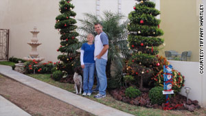 Tiffany and David Hartley loved their house in Reynosa, Mexico, and were considering starting a family.