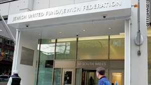 "The Jewish Federation of Metropolitan Chicago says area synagogues began taking ""appropriate precations"" Friday."