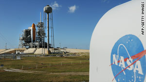 Space shuttle Discovery will not launch Wednesday as scheduled, NASA said Tuesday.