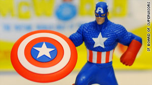 San Francisco says restaurants must improve nutrition if they want to offer Captain America and other toys with meals.
