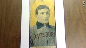 Only 50 to 60 T206 Honus Wagner cards are believed to exist.