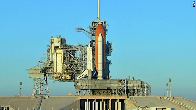 NASA has called off Friday's launch of the space shuttle Discovery at Kennedy Space Center in Florida.