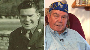 D-Day vet shares a legacy of duty