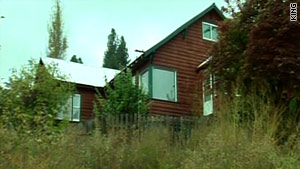 Nine Central Washington University students were sickened at an off-campus party at this house last month.