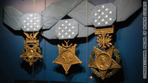 The 'perks' of a Medal of Honor