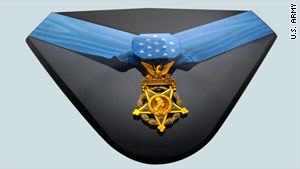 History and respect are just part of what comes with being a recipient of the Medal of Honor.