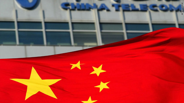China Telecom has denied any highjacking of U.S. internet traffic.