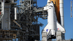 The voyage is expected to be the last for Discovery as NASA prepares to retire the shuttle fleet.