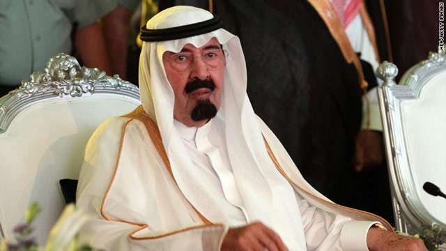 WikiLeaks document: Saudi King Abdullah told an Iranian official: 'You as Persians have no business meddling in Arab matters.'