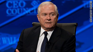Defense Secretary Robert Gates ordered two reviews of document security after a previous WikiLeaks release.