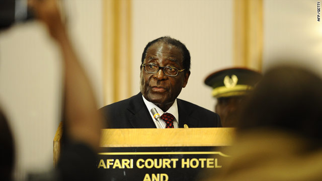 Three years after a U.S. ambassador predicted his imminent demise, Zimbabwe president Robert Mugabe is still in power.