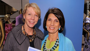 Cathie Black, left, is New York Mayor Michael Bloomberg's choice for education chief.