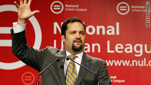 NAACP President Benjamin Todd Jealous will deliver the keynote address at a summit about segregation in schools.
