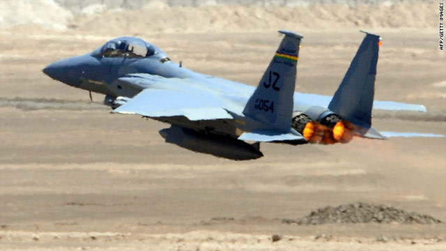 Newly released WikiLeaks documents reveal Israel's concern about the sale of U.S. F-15s to Saudi Arabia.