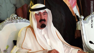 King Abdullah of Saudi Arabia suggested implanting chips in detainees, according to documents released by WikiLeaks.