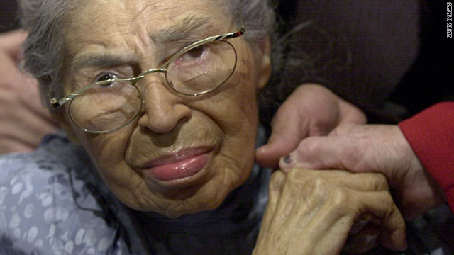Little did Rosa Parks know that her act of civil disobedience 55 years ago would help end segregation laws in the South.