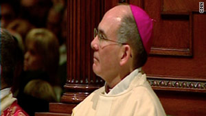 Archbishop J. Peter Sartain, 58, was ordained in 1978.