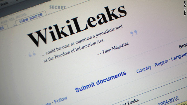 "WikiLeaks ""ousted"" by Amazon, where the controversial site had been hosted since Sunday."