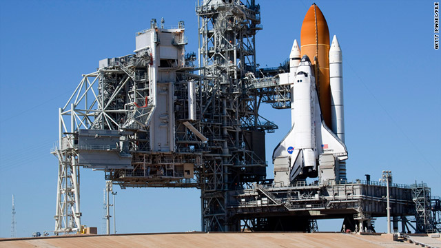 NASA said Friday that Discovery, originally scheduled to launch November 1, won't launch until at least February 3.