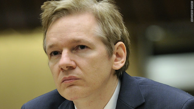 A donation page for WikiLeaks also solicits for a defense fund for founder Julian Assange.