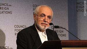 Imam Feisal Abdul Rauf is spearheading what he calls the Cordoba Movement.