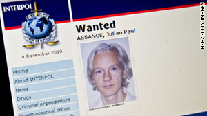 The spokesman had no comment on the arrest of WikiLeaks founder Julian Assange.