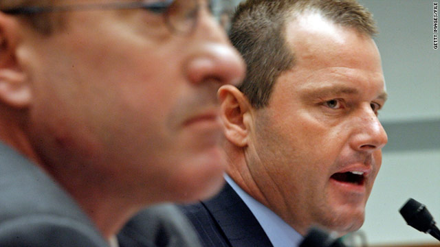 A judge has delayed the perjury trial of Roger Clemens, seen testifying on Capitol Hill in 2008, until next year.