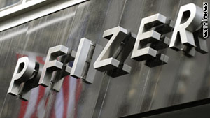 Pfizer says and allegation made in a cable given to WikiLeaks is preposterous.