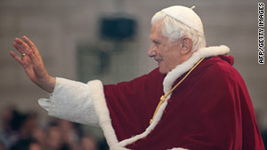 At the time the cables were written, victims groups were complaining about Benedict XVI's handling of the scandal.