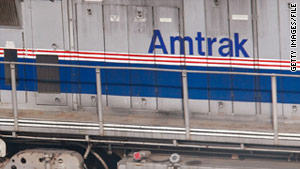 Amtrak says it will provide bus transportation for those affected by the closure.