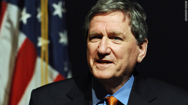 Holbrooke was the U.S. Ambassador to the U.N. from 1999 to 2001.