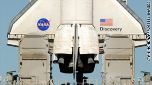 The earliest possible launch date for space shuttle Discovery is now February 3, according to NASA.