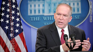 Appropriate resources are in place to deter attacks this Christmas, says conterterrorism adviser John Brennan.