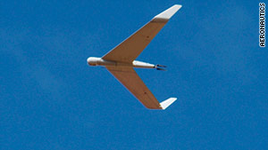 The Orbiter Mini UAV is designed by Aeronoautics Defense Systems for military and homeland security operations.